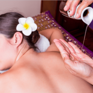 Thai Oil Massage 2