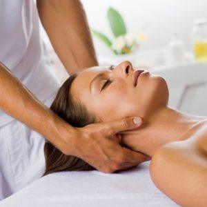 30-minute Head-Shoulders-Back Thai massage